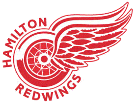 Adam Greene - Hamilton Red Wings Photo