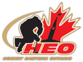 Logo for Hockey Eastern Ontario (HEO)