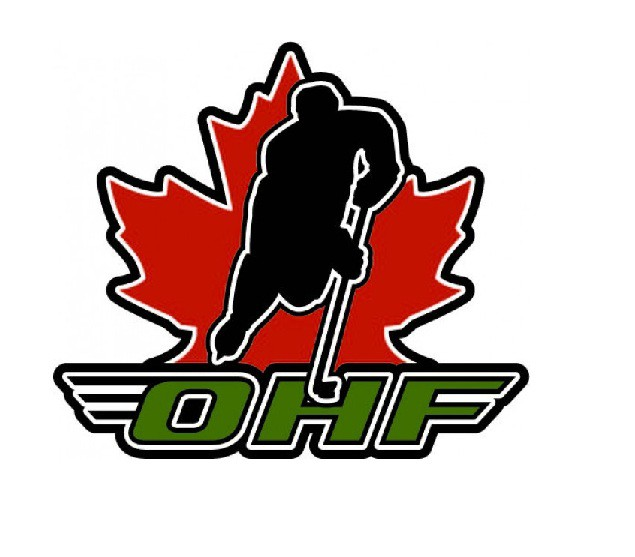 Logo for Ontario Hockey Federation (OHF)