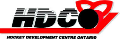 Logo for Hockey Development Centre for Ontario (HDCO)