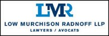 Low Murchison Radnoff LLP Lawyers/Avocats
