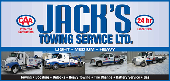 Jack's Towing Services