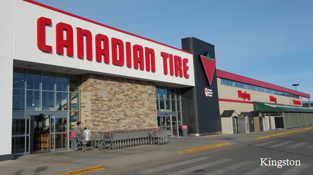 Canadian Tire Kingston