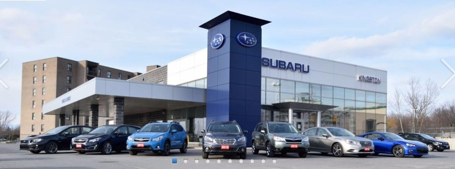 Kingston Subaru