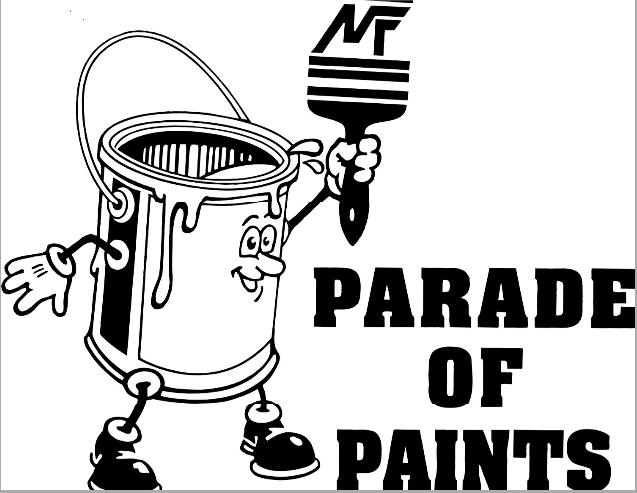 Parade of Paints