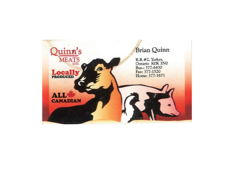 Brian Quinns Meats Ltd